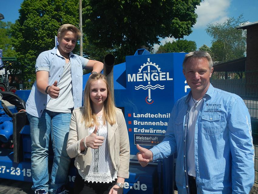 Mengel Landtechnik und Brunnenbau GmbH